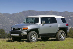 2009 Toyota F J Cruiser for sale