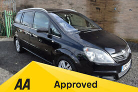 Vauxhall Zafira Elite 1.9CDTi (120PS) - (black) 2007