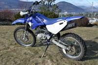 2000 Yamaha TTR125
