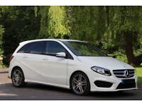 2016 16 MERCEDES-BENZ B CLASS 2.1 B 200 D AMG LINE EXECUTIVE 5D AUTO 134 BHP DIE