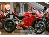 Ducati V4 R UK Superb Example
