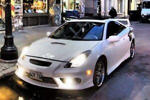 Toyota Celica GTS •SUPERCHARGED•