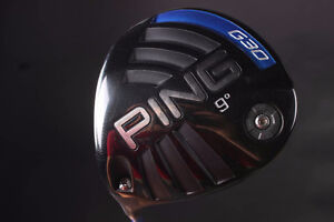 Ping g30 with stiff shaft. Very good condition 9 degree