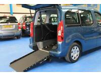 Peugeot Partner 1.6 Wheelchair Car mobility adapted disabled accessible vehicle