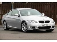 2013 BMW 3 SERIES 320I 2.0 M SPORT 2DR COUPE PETROL