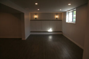 Newly Renovated 2 Bedroom Lower Unit West Mountain
