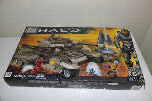 Mega Blocks Halo UNSC Rhino 97016