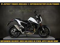 2017 67 KTM DUKE 690 72 BHP 690CC 0% DEPOSIT FINANCE AVAILABLE