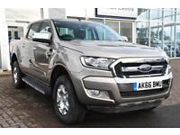 Used Ford Ranger Double cab Limited , 2016, 3198cc, 0 door