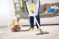 Part-time cleaners/drivers needed