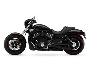 selling  H.D Vrod with less than 20.000km