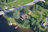 ABSOLUTE WATERFRONT HOME IN KENORA