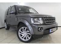 2014 14 LAND ROVER DISCOVERY 3.0 SDV6 XS 5DR AUTOMATIC 255 BHP DIESEL