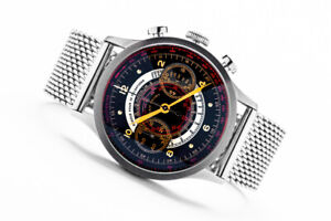 Dan Henry 1939 Military Chronograph - Limited Edition Watch