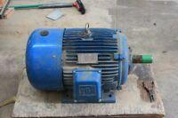 Moteur JRP 25 HP 550 volt