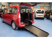 Citroen Berlingo PETROL Wav Wheelchair car disabled mobility accessible vehicle