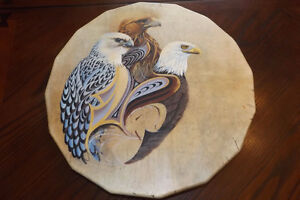 Private Large Collection  Native Canadian Woodland art