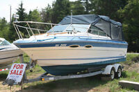 1988 Sea Ray 250 LOW PRICE