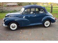 1970 Morris Minor Convertible