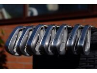 Set of Ping S55 irons