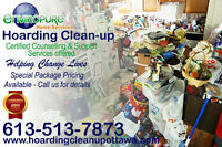 OTTAWA'S NUMBER ONE HOARDING CLEANING
