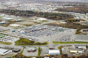 Retail/Office space for lease- Exploits Valley Mall, Grand Falls