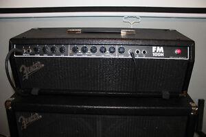 Fender FM100H & Cabinet Regina Regina Area image 2