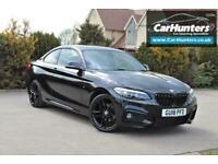 2018 BMW 2 Series 1.5 218I M SPORT 2d 134 BHP Coupe Petrol Manual