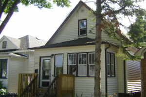 Affordable home in Fort Rouge
