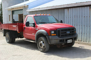 2005 Ford F-550 Pickup Truck PRICE REDUCED