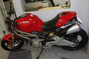 2013 Ducati Motorcycle Monster 696 ABS Anniversary