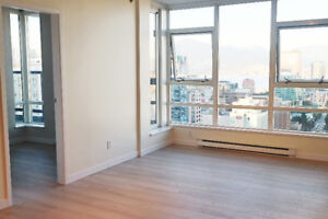 Newly renovated 2 bedroom + den in Yaletown
