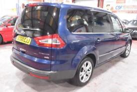 2011 60 FORD GALAXY 2.0 TITANIUM X TDCI 5D AUTO 138 BHP DIESEL