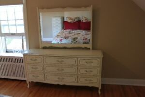 French Provincial - 3 Pieces
