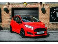 2016 Ford Fiesta 1.0 ZETEC S RED EDITION 3d 139 BHP Hatchback Petrol Manual