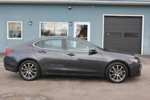 2016 Acura TLX SH-AWD V6   Only 39,000 kms