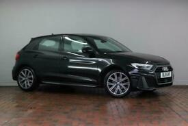 image for 2019 Audi A1 30 TFSI S Line 5dr S Tronic Auto Hatchback Petrol Automatic