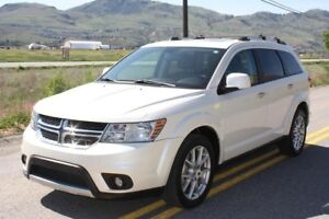 2014 Dodge Journey R/T AWD - NOW REDUCED TO ONLY $18770!!