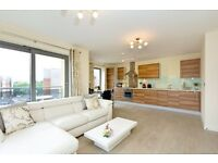 Luxury 2 bed 2 bathroom in SW17
