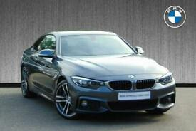 image for 2018 BMW 4 Series 430i M Sport Coupe Auto Coupe Petrol Automatic