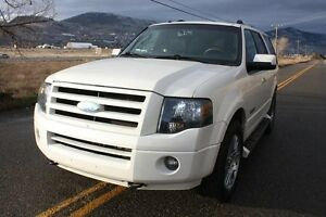 2007 Ford Expedition Limited NOW REDUCED TO ONLY $11955!!