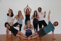 YOGA TEACHER TRAINING 200 HOUR JULY 17-31  IN  KELOWNA, BC