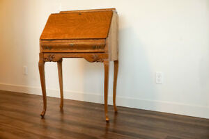 Antique Secretary Desk - Excellent Condition
