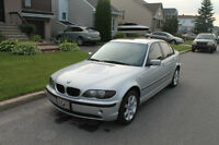 2002 BMW 3-Series 325xi Berline