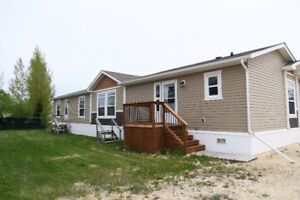 Brand New 3 Bdrm Mobile Home — St. Clements MB
