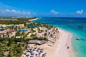 UPGRADED STAY AT THE OCEAN BLUE AND SAND, PUNTA CANA!