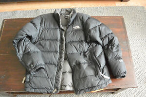 Northface Down Jacket - Youth Size large
