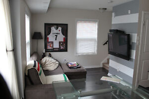 Amazing 2 bedroom, 3 level townhouse with parking.