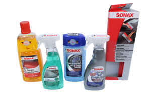 Sonax Car Care Package - PROMO CODE: TENOFF