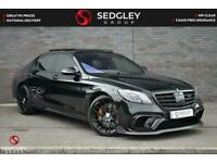 2020 Mercedes-Benz S Class 4.0 S63L V8 AMG (Executive) SpdS MCT (s/s) 4dr Saloon